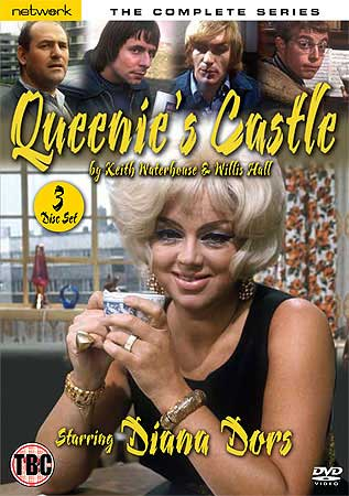 Queenie's Castle DVD cover