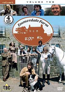 Emmerdale Farm - DVD cover