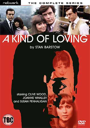 A Kind Of Loving - DVD cover