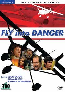 Fly Into Danger DVD