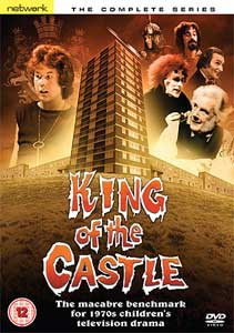 King Of The Castle - DVD cover